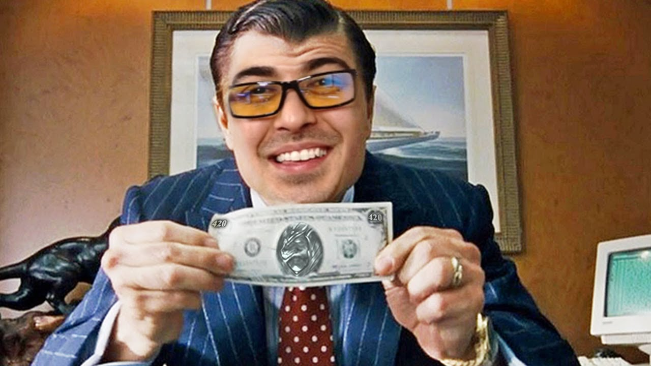 Trick2g - MY STACKS ONLY GO UP!!! THEY CALL ME LEONARDO D CANE @Trick2G