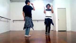 Rainbow - Black Swan (Dance Cover by Alfredo & Yahel)