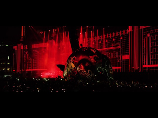 Video en directo de Roger Waters