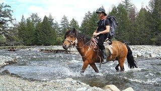 3 jours de bivouac à cheval dans les steppes de Mongolie