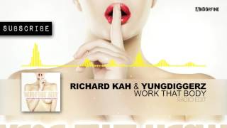 Richard Kah & YungDiggerz - Work That Body (Radio Edit)