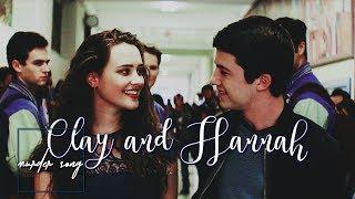 Clay & Hannah | Murder Song | 13 Reasons Why