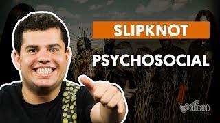 Videoaula Psychosocial (aula de guitarra)