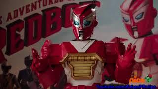 Power Rangers Ninja Steel Ep 17 - The Adventures of Redbot - Spells don't work on Robots