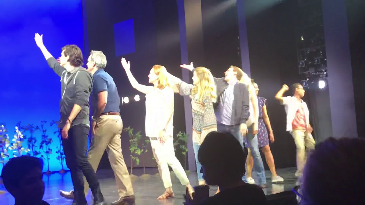 Dear Evan Hansen Tour Buffalo June