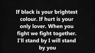 Marlisa Punzalan - Stand By You lyrics