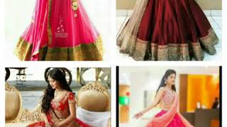 Latest lehanga choli designs//Indian wedding party lehangas//Lehangas for girls//Latest lehangas