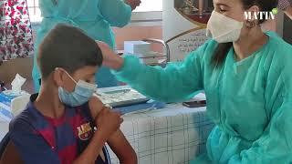 Casablanca : lancement de centres de vaccination mobiles pour les 12-17 ans