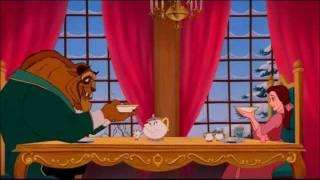 Beauty and the Beast - Something there (EU Portuguese) Lyrics *HD*