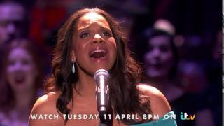 Teaser clip: Audra McDonald performs Somewhere Over The Rainbow
