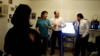 MENUDO CLARIDAD... HECTOR, ADRIAN Y FEBOS....