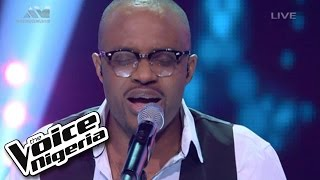 "Cornel sings ""Have You Ever Really Loved A Woman"" / Live Show / The Voice Nigeria 2016"