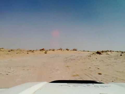 No mans land Western Sahara to Mauritania – Part 2