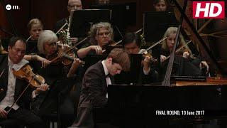 #Cliburn2017 FINAL: CONCERTO - Georgy Tchaidze - Prokofiev: Piano Concerto No.3 in C Major, Op. 26