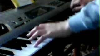 BSP-země vzdálená klávesy / piano