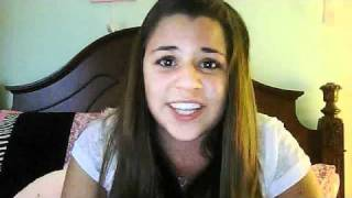 "Me singing ""Introducing Me"" by Nick Jonas! (Cover)"