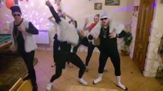 Popek Danny pakistanskie disco Trzech POPKÓW Dwie CIAPATE NORWEG, BOLO, KRYMINAŁ, BILA, KARTRIDŻ