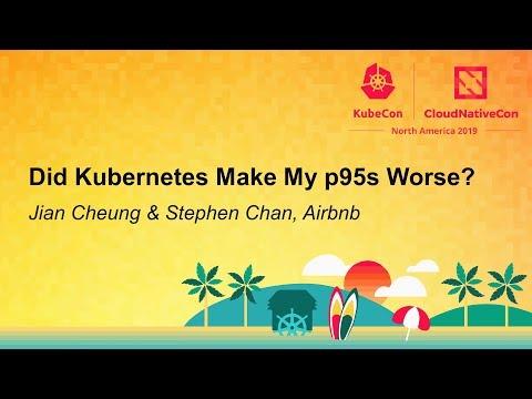 Did Kubernetes Make My p95s Worse?