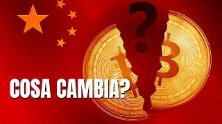 Bitcoin: cosa cambia dopo il ban in Cina?