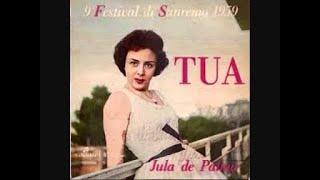 Tua - Jula De Palma con l'orchestra di Pino Clavi