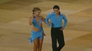 Jorge Martinez & Lupita Garcia (On 1 Division) (World Salsa Championships)