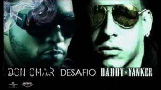 Don Omar Ft. Daddy Yankee -''Desafio'' DESCARGA + LYRICS REGGAETON 2010.avi