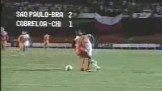 São Paulo 3 x 1 Cobreloa - Libertadores 2004