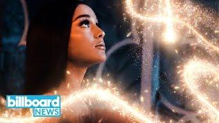 Ariana Grande & John Legend Debut 'Beauty and the Beast' Video   Billboard News