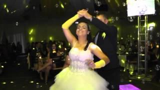 Valsa coreografada 15 anos -  Amanda SB