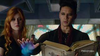  Magnus bane brings back Jocelyn Fray  Jocelyn Wakes~Shadow Hunter~1X13