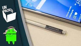 تعرفوا على مزايا قلم النوت 5 الجديدة!