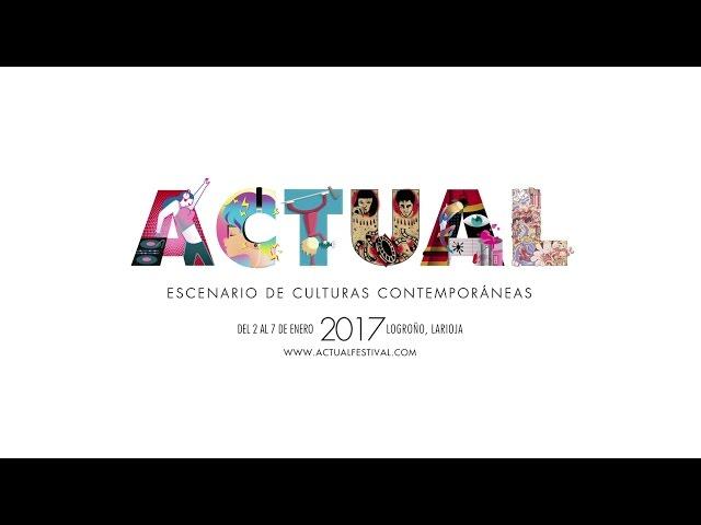 Aftermovie oficial de Actual Festival 2018.
