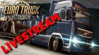 Euro Trucking Simulator 2 (Live)