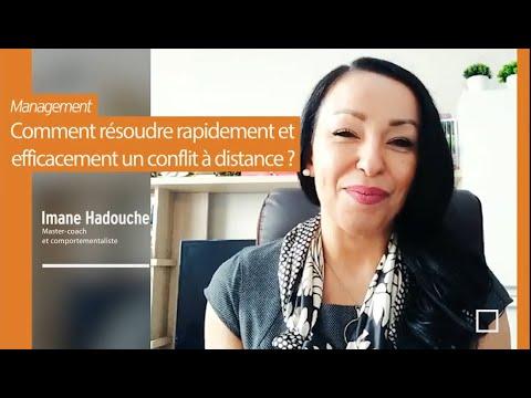 Video : Comment résoudre rapidement et efficacement un conflit à distance ?