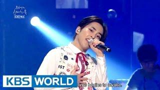 EXO - Growl / LOVE ME RIGHT [Yu Huiyeol's Sketchbook]