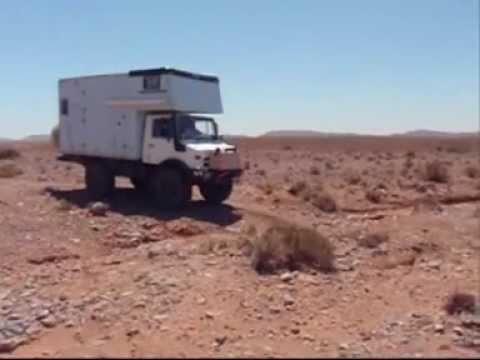 Morocco piste ME4, Moglet and the Landy.wmv
