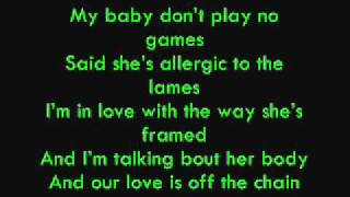 Marques Houston-Ghetto Angel Lyrics