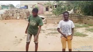 Niketa and Boop dance to Afrobeat 2k17 by Azonto freestyle dancers