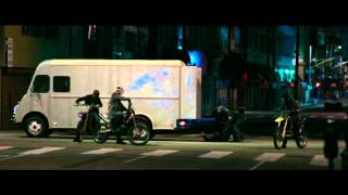 The Purge: Anarchy - The group takes a shortcut through the city (Universal Pictures) HD