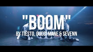 JABBAWOCKEEZ x Tiësto - BOOM with Gucci Mane & Sevenn width=