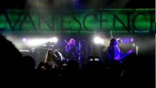 Evanescence - Imaginary (Monsters) (Live in Toronto, ON - October 25, 2011)