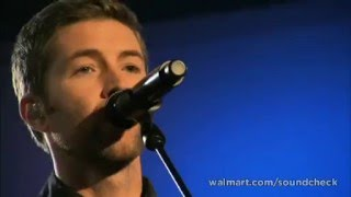 Josh Turner-Would you go with me - Live at Walmart Soundcheck