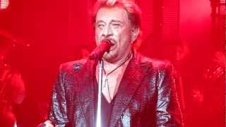 Johnny Hallyday Diego, 17 Juin 2012 Stade de France