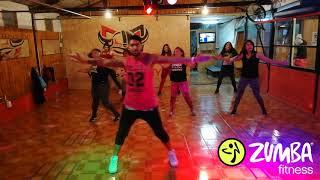 Mega Mix 66 -No Te Creo Nada - Vallenato Urbano - Zumba Freestyle - Daniel Barraza