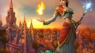World Of Warcraft Soundtrack - Stormwind (City Theme)