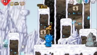 Epic Battle Fantasy: Adventure Story - Level 13: Glacier Valley Under 60 Seconds