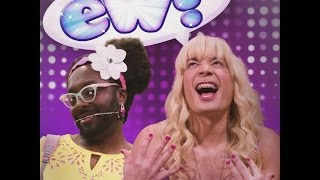 Jimmy Fallon - feat Will.I.Am - Ew! (Official Lyrics)