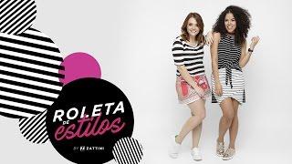 Roleta de Estilos by Zattini | Tendência do Verão: Mix de Estampas