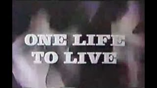 One Life to Live: 1968