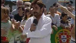Graciano Saga - (RTP) Força Portugal - 18 Junho 2010